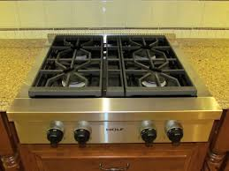 Thermador Induction Cooktops Furniture Wolf Cooktop And Gas Stove For Wood Cabinets Wolf
