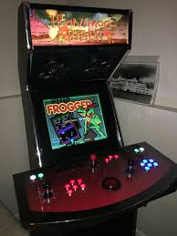 Turn A Coffee Table Into An Awesome Two Player Arcade Cabinet by The Transmogrifier A Raspberry Pi Based Arcade Cabinet Work In