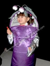 Monsters Halloween Costumes Adults Coolest Homemade Boo Monster U0027s Costume Costumes