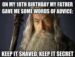 18th Birthday Meme - 18th birthday memes 2 really funny birthday memes