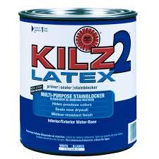 kilz 2 primer sealer u0026 stain block 20002 interior primer ace