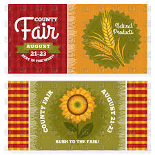 Invitation Cards Download County Fair Vintage Invitation Card Vector Image 93690 U2013 Rfclipart