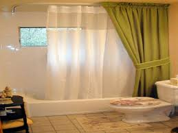 windows curtain rods rails track system shower curtain track