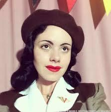 history of womens fashion 1940 to 1949 glamourdaze
