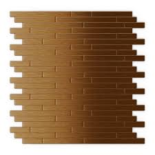 Home Depot Decorative Tile Inoxia Speedtiles Wally 11 88 In X 12 In Self Adhesive