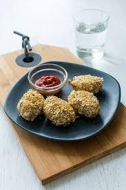 recette cuisine companion recette de nuggets de poulet aux flocons d avoine moulinex