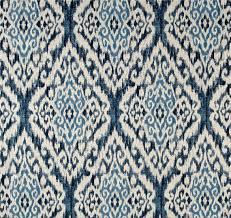 Blue Ikat Curtain Panels Blue Curtain Panels Ikat Drapes Indigo Window Curtains