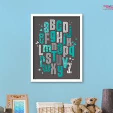 chambre bébé turquoise abécé alphabet déco chambre bébé turquoise gris un grand marché