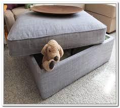 Kivik Ottoman Kivik Footstool With Storage Home Design Ideas