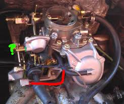 help with setting carb the volkswagen club of south africa