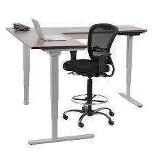 Adjustable Height Corner Desk Height Adjustable Tables
