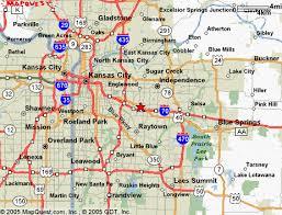 kansas city metro map page 1