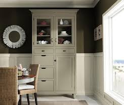 Inset Dining Room Cabinets Decora Cabinetry - Dining room cabinets