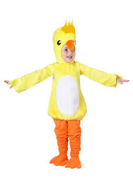 duck costume toddler duck costume