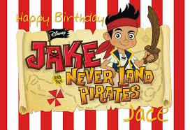 jake and the neverland pirates pinata