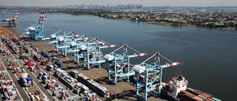 auto port ship car to or from port of new york and new jersey
