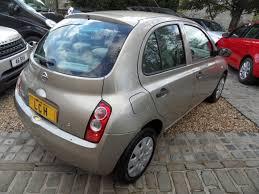 nissan micra mpg 2004 nissan micra 1 2 petrol 5 door 98k fsh 2 pre owners e w c l cd
