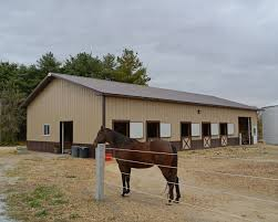 how to design and build a horse barn in seven steps wick buildings