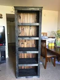 Pallet Bookcase Beautiful Pallet Bookcase Pallets Pallet Projects And Wood Working