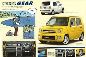 suzuki mighty boy the most bizarre japanese car names you u0027ve never heard of