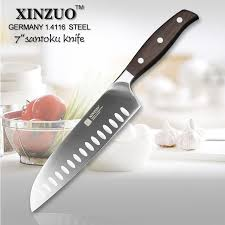 kitchen knives german xinzuo 7inch japanese chef knife german steel kitchen knife