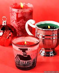 container candles u0026 video martha stewart