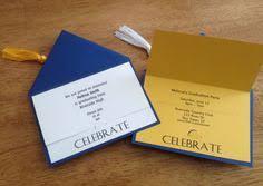graduation cap invitations handmade graduation cap styled invitation complete with tassel