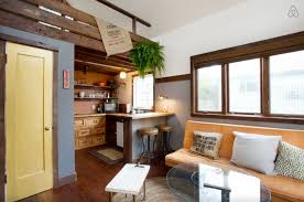 tiny house decor tiny house town rustic modern tiny home in oregon 350 sq ft