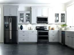 Stainless Steel Kitchen Appliance Package Deals - black kitchen appliances with white cabinets friday appliance