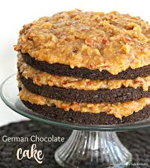 slow cooked german chocolate cake melissassouthernstylekitchen com