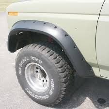 80 86 ford truck parts 80 96 bronco f series truck fender flares