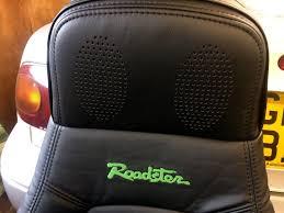 mazda ltd seats mazda mx 5 mk1 pair in new black leather eunos roadster vr