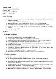 Project Management Resumes Samples by Resume Examples For Project Managers Best Free Resume Collection