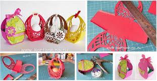 diy easter basket diy paper easter basket usefuldiy com