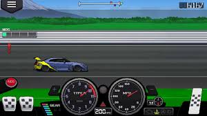 pixel car racer 6 7 tune for the fastest car in pixel car racer gtr r35 old