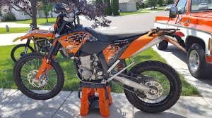 2008 ktm 450 exc motorcycles for sale