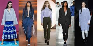 the top trends from spring 2017 new york fashion week spring