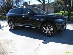 jaguar f pace black 2017 ultimate black jaguar f pace 35t awd s 118872648 gtcarlot