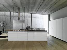 stainless steel fitted kitchen artematica inox by valcucine design