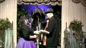 grim reaper wedding las vegas nv halloween 2014 youtube