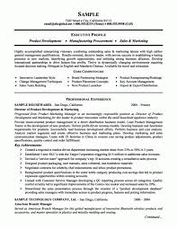 Branch Manager Resume Examples by Product Marketing Manager Resume Example