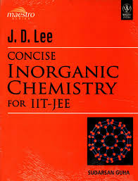 concise inorganic chemistry for jee 1st edition buy concise