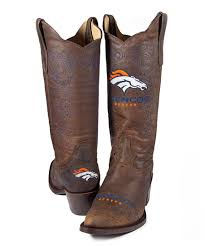 womens boots denver brown denver broncos flyover cowboy boot my style