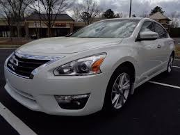 nissan altima 2015 new price 2015 used nissan altima 4dr sedan i4 2 5 sl at platinum used cars
