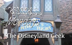 Peter Pan S Home by Fastpass Mondays Peter Pan U0027s Flight Youtube