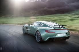 green aston martin aston martin one 77 review and pictures evo