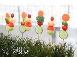canapes fruit 24 best big chef fresh canapes images on cocktail