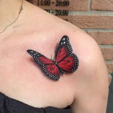 110 small butterfly tattoos with images butterfly chest