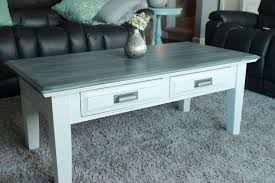 chalk paint coffee table coffee table flip with annie sloan chalk paint and minwax stain