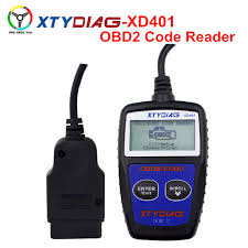 car check engine light code reader 2017 new obd 2 eobd car diagnostic xtydiag xd401 turn off the check